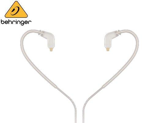 BEHRINGER(べリンガー) MMCXコネクタイヤホンケーブル IMC251-CL