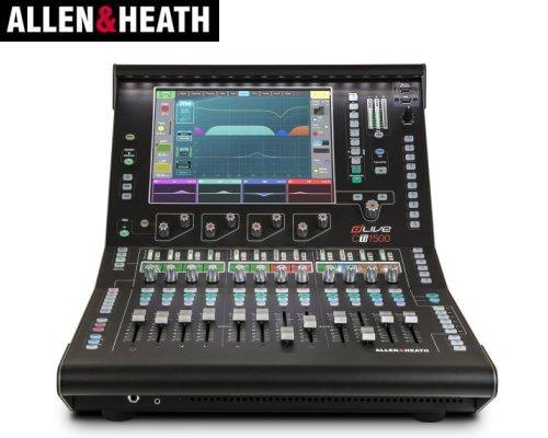 ALLEN&HEATH(A&H)/アレン&ヒース(アレヒ) デジタルミキサー dLive-CTi1500