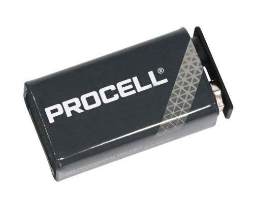 DURACELL-PROCELL 9V006P アルカリ電池 1個