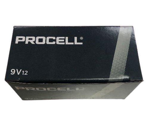 ダース買いでお得!DURACELL-PROCELL 9V006P アルカリ電池 1箱(12個)
