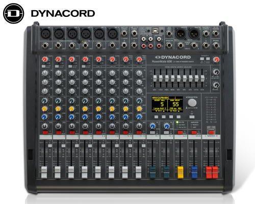 DYNACORD ダイナコード パワードミキサー PowerMate600-3