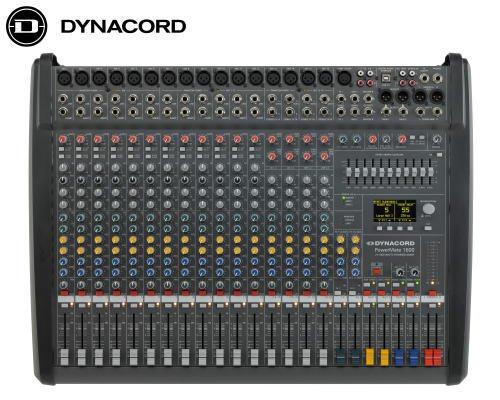 DYNACORD ダイナコード パワードミキサー PowerMate1600-3