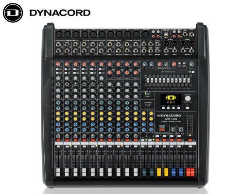 DYNACORD ダイナコード アナログミキサーCMS 1000-3 (ノンパワード)