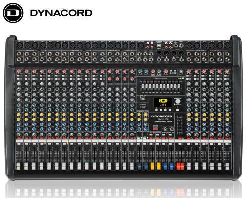 DYNACORD ダイナコード アナログミキサーCMS 2200-3 (ノンパワード)