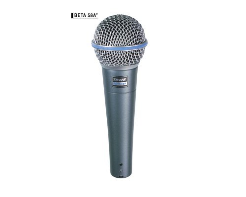 SHURE ボーカルマイクロホン BATA58A 正規輸入品