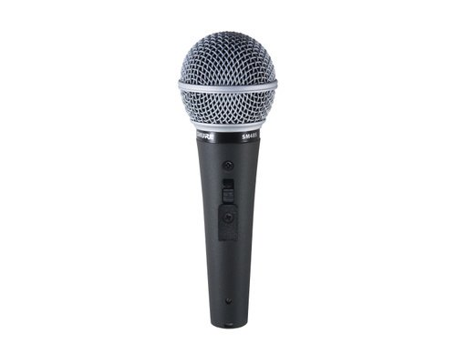 SHURE ボーカル・マイクロホン(スイッチ付) SM48S-LC  正規輸入品