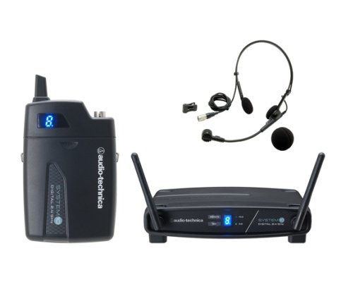 audio-technica  ATW-1101H ヘッドセット ワイヤレスシステム