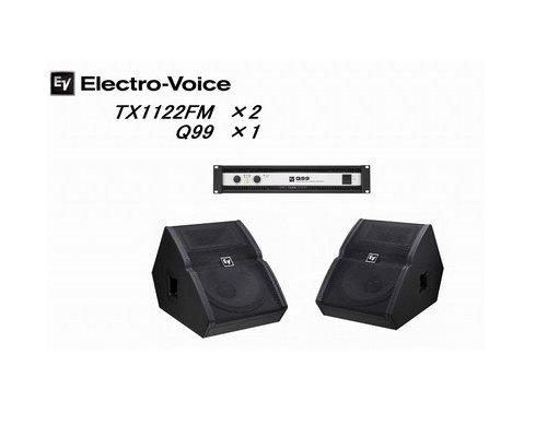 EV  エレクトロボイス  Tour Xシリーズ   Package3
