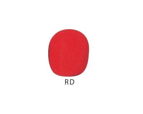 KC/キョーリツ 58用ウィンドスクリーン 赤 WS-DM/RD