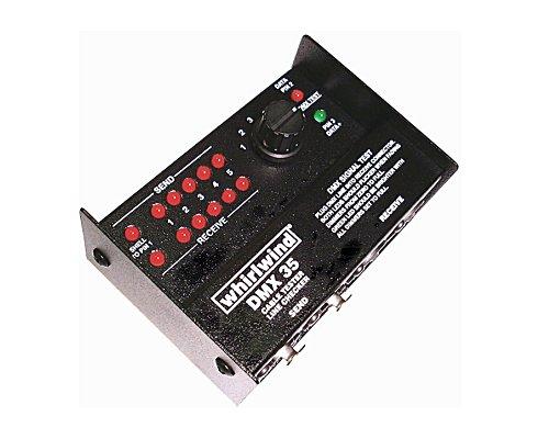 whirlwind DMXケーブルテスター(XLR 3, XLR 5) DMX-35T