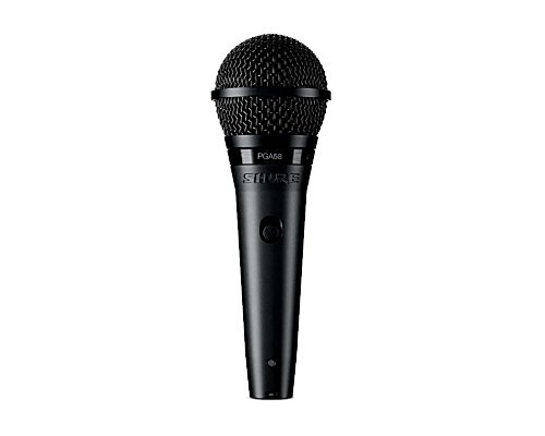 SHURE カーディオイド・ダイナミック・ボーカルマイクロホン PGA58-LC 正規輸入品