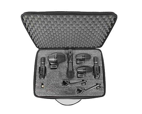 SHURE ドラム用マイクロホンキット PGADRUMKIT6 正規輸入品