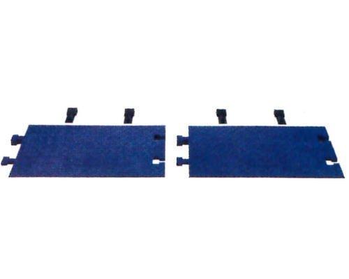 CHECKERS/GUARD DOG ヘビーデューティー・ケーブルプロテクター 5ch用スロープ CPRP-5GD-BLU