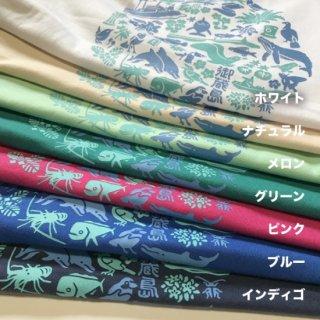 MIKURA ISLAND Tシャツ(綿100%)