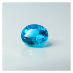パライバトルマリン0.609ct OLD NEON BLUE