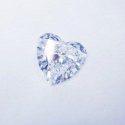 ハートシェイプダイヤモンド ルース 1.59ct F-SI1