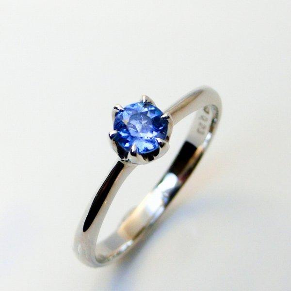 サンタマリアアクアマリン ダイヤモンドリング AQ 0.23ct Pt900