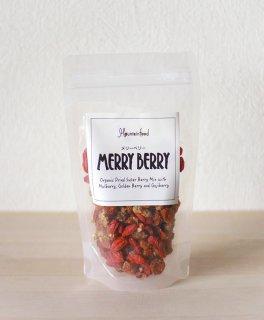 メリーベリー 3種のオーガニックベリー 120g 1200円