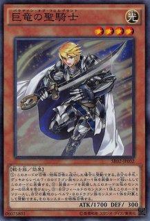 巨竜の聖騎士<br>(パラディン・オブ・フェルグラント)<br>【スーパーレア】