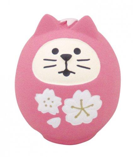 桜猫だるま/デコレ/concombre/ZSA-17842