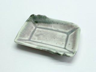 山口博子 醤油皿(A)