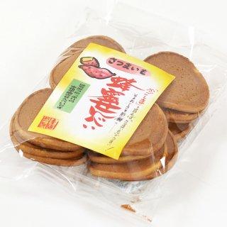 錦江湾手焼煎餅 さつまいも蜂蜜せんべい 16枚入り×5袋