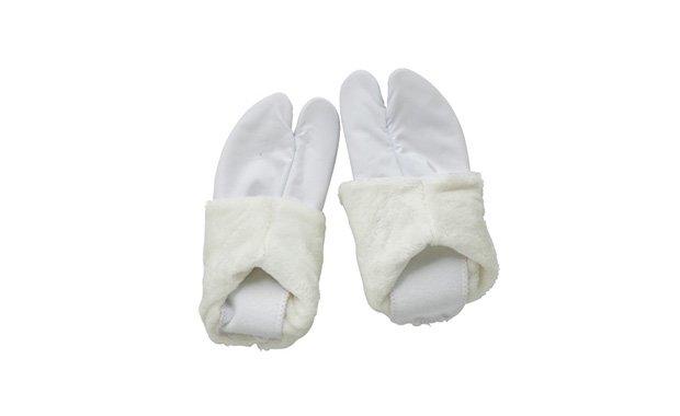 「ゑびす足袋」ふわモコキャラコ足袋