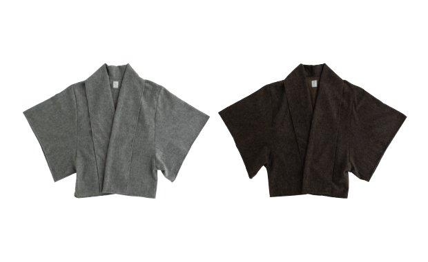 「KIMONO MODERN×七緒」Aラインドレープコート