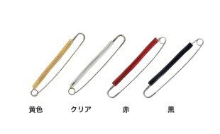 「矢野容子」ガラスのストールピン