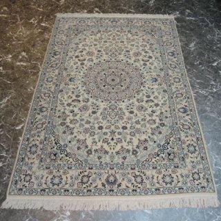 ペルシャ絨毯 Mサイズ(205cm×134cm) ナイン産  5