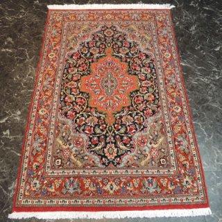 ペルシャ絨毯 Sサイズ(157cm×105cm) クム産  300