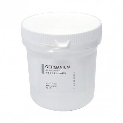 Bodies有機ゲルマニウム粉末(入浴化粧料)期間限定価格!