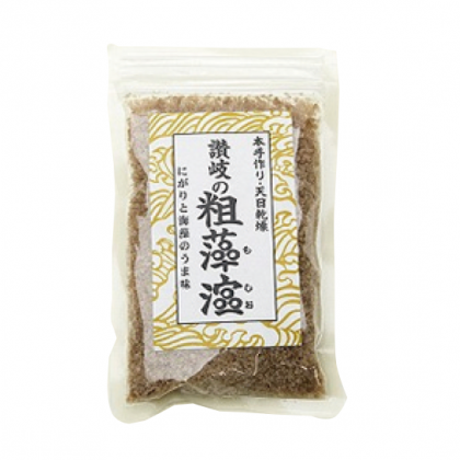 讃岐の粗藻塩