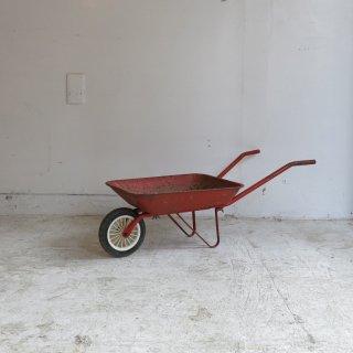 iron wheelbarrow