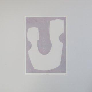 lilacs print - A3