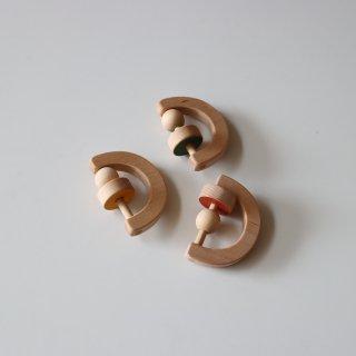 geometric teether - rattle