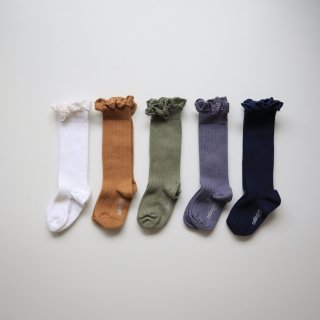 <img class='new_mark_img1' src='https://img.shop-pro.jp/img/new/icons14.gif' style='border:none;display:inline;margin:0px;padding:0px;width:auto;' />frill knee high socks