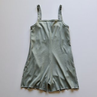 <img class='new_mark_img1' src='https://img.shop-pro.jp/img/new/icons14.gif' style='border:none;display:inline;margin:0px;padding:0px;width:auto;' />rib shorts all in one - sage green