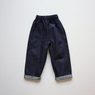 new jeans with pocket - indigo