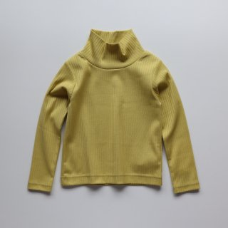 <img class='new_mark_img1' src='https://img.shop-pro.jp/img/new/icons14.gif' style='border:none;display:inline;margin:0px;padding:0px;width:auto;' />rib turtle neck - yellow