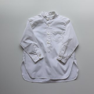 <img class='new_mark_img1' src='https://img.shop-pro.jp/img/new/icons14.gif' style='border:none;display:inline;margin:0px;padding:0px;width:auto;' />band collar long shirts - white