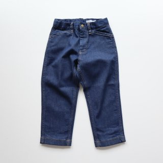 <img class='new_mark_img1' src='https://img.shop-pro.jp/img/new/icons14.gif' style='border:none;display:inline;margin:0px;padding:0px;width:auto;' />wide tapered denim pants - indigo