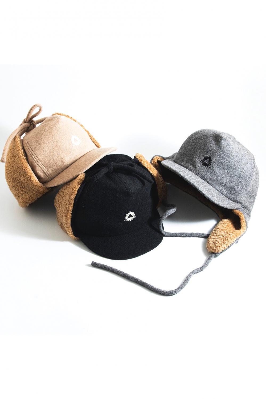 CA4LA × ARTWARP<br />BOA CAP<br />BK / CAM / GY