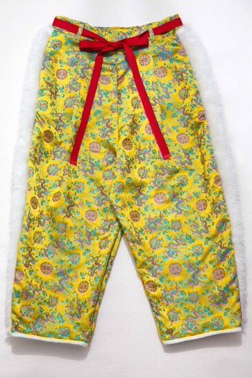 BOA PANTS  -YELLOW DRAGON-<img class='new_mark_img2' src='https://img.shop-pro.jp/img/new/icons54.gif' style='border:none;display:inline;margin:0px;padding:0px;width:auto;' />