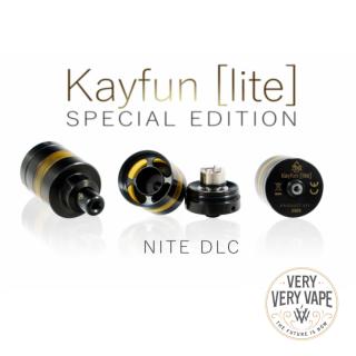 kayfun LITE SE 22mm NITE DLC