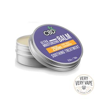 CBDfx CBDミニバーム CBD250mg - Ultra Moisturizing(保湿、夜用)