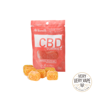 <img class='new_mark_img1' src='https://img.shop-pro.jp/img/new/icons14.gif' style='border:none;display:inline;margin:0px;padding:0px;width:auto;' />DR WATSON CBD GUMMIES<br>トロピカルフルーツミックス味