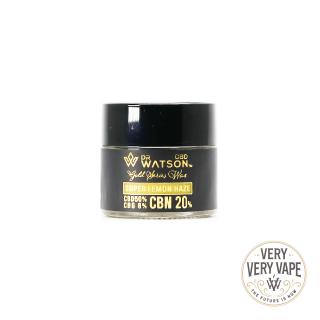 DR WATSON Gold Series WAX <br>Super Lemon Haze WAX<br>超高濃度CBD CBN CBG