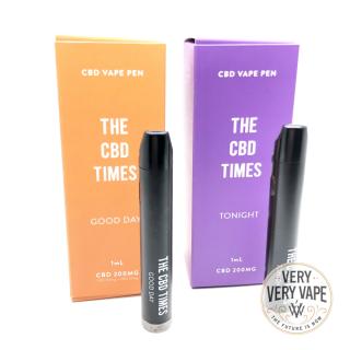 【THE CBD TIMES 】<br>CBD VAPE PEN