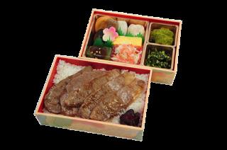 焼肉弁当カルビ(タレ)